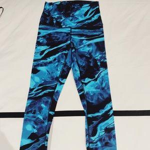 Lululemon Align Pant Blue Tie Die